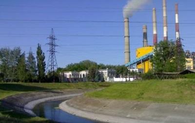 Змиевская ТЭС остановила работу из-за нехватки угля