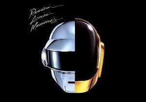 Daft Punk выложили альбом в Сеть для бесплатного прослушивания