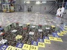 Работники французской АЭС получили радиоактивное облучение