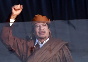 Каддафи: Волнения в Ливии приведут к увеличению потока беженцев на Запад