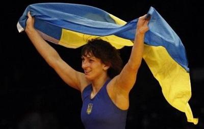 Украинка выиграла золото на чемпионате мира по борьбе