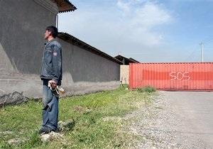 Россия перебросила в Кыргызстан батальон десантников (обновлено)