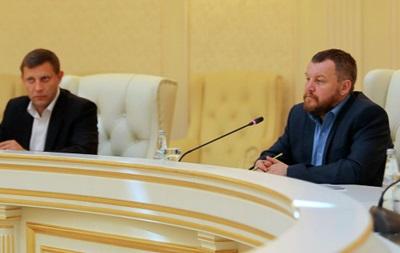 Сепаратисты заявляют, что не были участниками переговоров в Минске