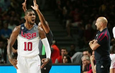 Сборная США выиграла финал чемпионата мира по баскетболу 2014