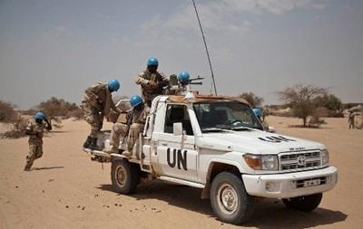 Автомобиль миссии ООН подорвался на мине в Мали