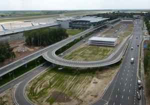 DW: Новый авиатерминал в Киеве готов к приему гостей Евро-2012