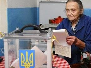 На выборах в Феодосии и Мукачево отмечена невысокая активность избирателей