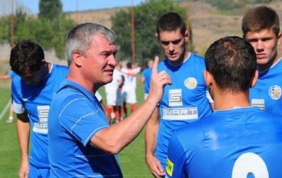 Тренер севастопольського клубу потрапив до лікарні з інсультом