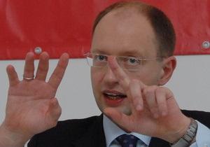 Яценюк: Мотивации платить налоги в стране нет. Расходы на Администрацию Януковича увеличились почти на 30%