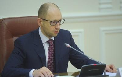 Яценюк пригрозил РФ ответными мерами в случае введения торговых ограничений