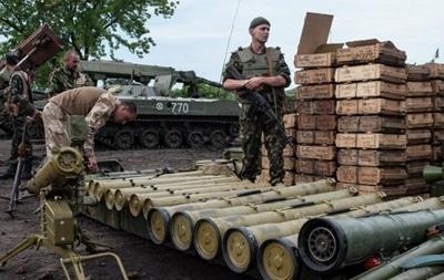 Поставки оружия в Украину