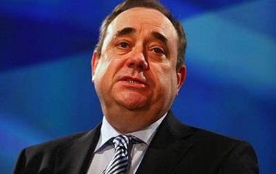 Глава правительства Шотландии объявил об отставке