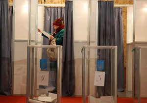 Милиция отрицает голосование по открепительным талонам на выборах в Обухове