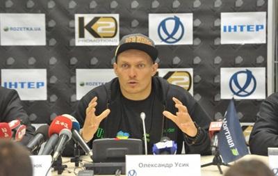 Соперник Усика: Я не сомневаюсь в своей победе