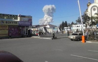 Радиационный фон в Донецке после взрывов в пределах нормы - горсовет