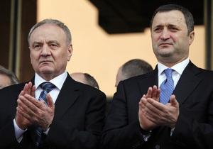 В Молдове прошла инаугурация нового президента