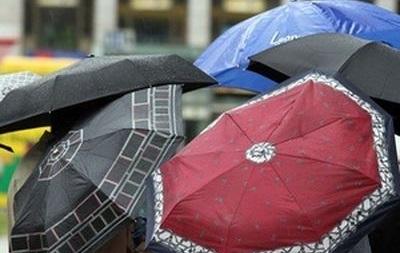 В ближайшие дни Украину накроют дожди
