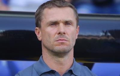 Сергей Ребров: В Динамо будут играть сильнейшие