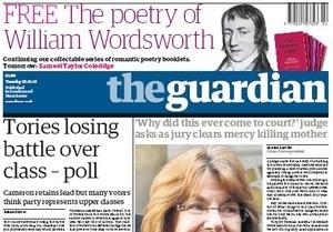 The Guardian выступила против платы за доступ к новостным сайтам