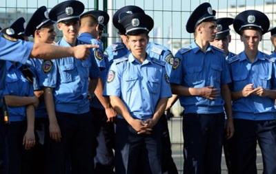 Украинскую милицию сократят на 20%
