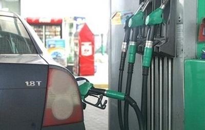 В Киеве снова подорожал бензин