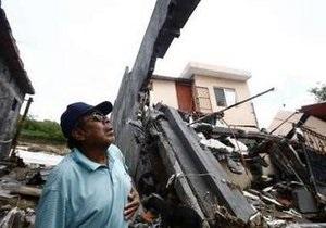 На востоке Китая рухнул жилой дом