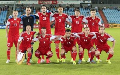 Сборная Беларуси огласила игроков, вызванных на матчи с Украиной и Словакией