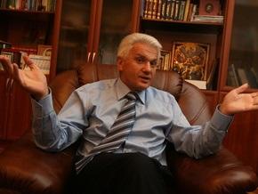 Литвин не видит оснований для досрочных парламентских и президентских выборов
