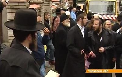 Тысячи евреев съехались в Умань на Рош ха-Шана