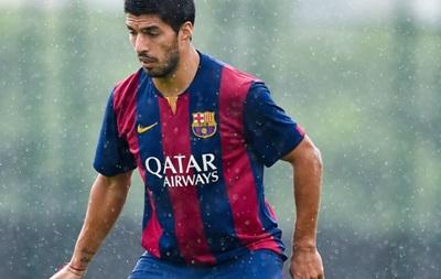 Спортдиректор Барселоны: Мы считаем дни, когда Суарес выйдет на поле