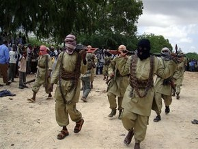 В Сомали в боях между исламистами и правительственными войсками погибли 40 человек