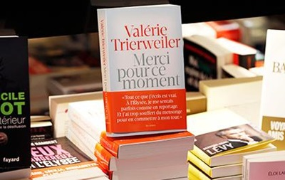 Книга экс-супруги Олланда о жизни с ним сделала ее богаче президента