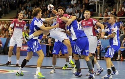 Запорожский Мотор с поражения стартовал в гандбольной Лиге чемпионов