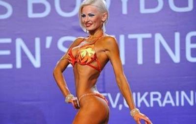 Украинка стала абсолютной чемпионкой в фитнес-бикини на соревнованиях в Мадриде