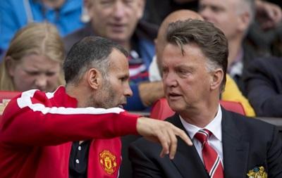 Луи ван Гал видит Гиггза своим преемником в Манчестер Юнайтед