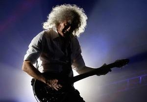 Фотогалерея: Живые легенды. Концерт Элтона Джона и Queen на Майдане Незалежности