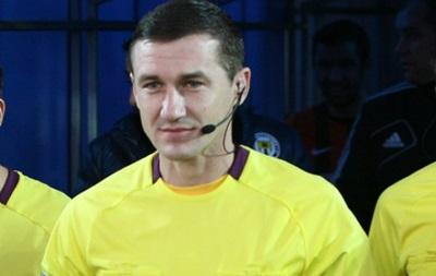 Матч Динамо и Шахтера третий раз подряд рассудит один и тот же арбитр
