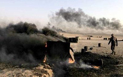 США и их союзники нанесли удары по 15-20 подконтрольным ИГ заводам