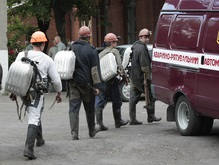 На шахте в Енакиево почти два месяца идут поиски 12 горняков
