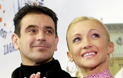 Известная украинская фигуристка отказалась от тренера