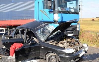 ДТП в Киевской области: два человека погибли, трое детей травмированы