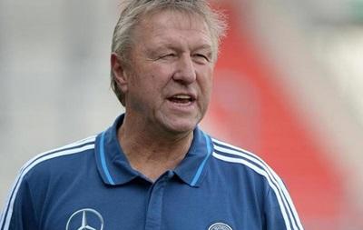 Тренер молодежной сборной Германии назвал состав на матчи плей-офф с Украиной
