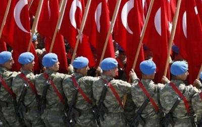 Парламент Турции разрешил армии воевать в Ираке и Сирии