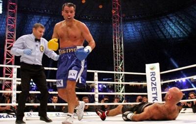Андрей Котельник завершил карьеру победным боем