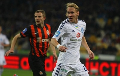 Динамо в большинстве обыгрывает Шахтер и выходит на второе место в чемпионате