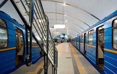 Станция метро Крещатик вновь работает после сообщения о  минировании