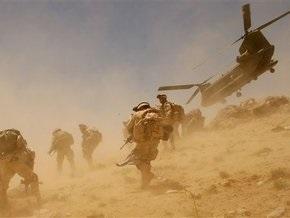 За сутки в Афганистане разбились четыре вертолета: погибли более 10 американских солдат