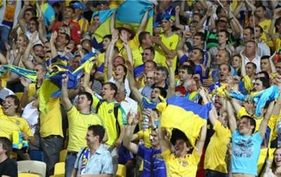 Украинских фанатов начали впускать в Беларусь на матч отбора Евро-2016