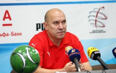 Тренер сборной Беларуси: Украинцы не могли забить - мы им помогли