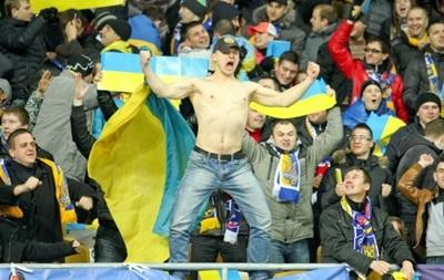 В Беларуси сотню украинских болельщиков задержали за песню о Путине - СМИ